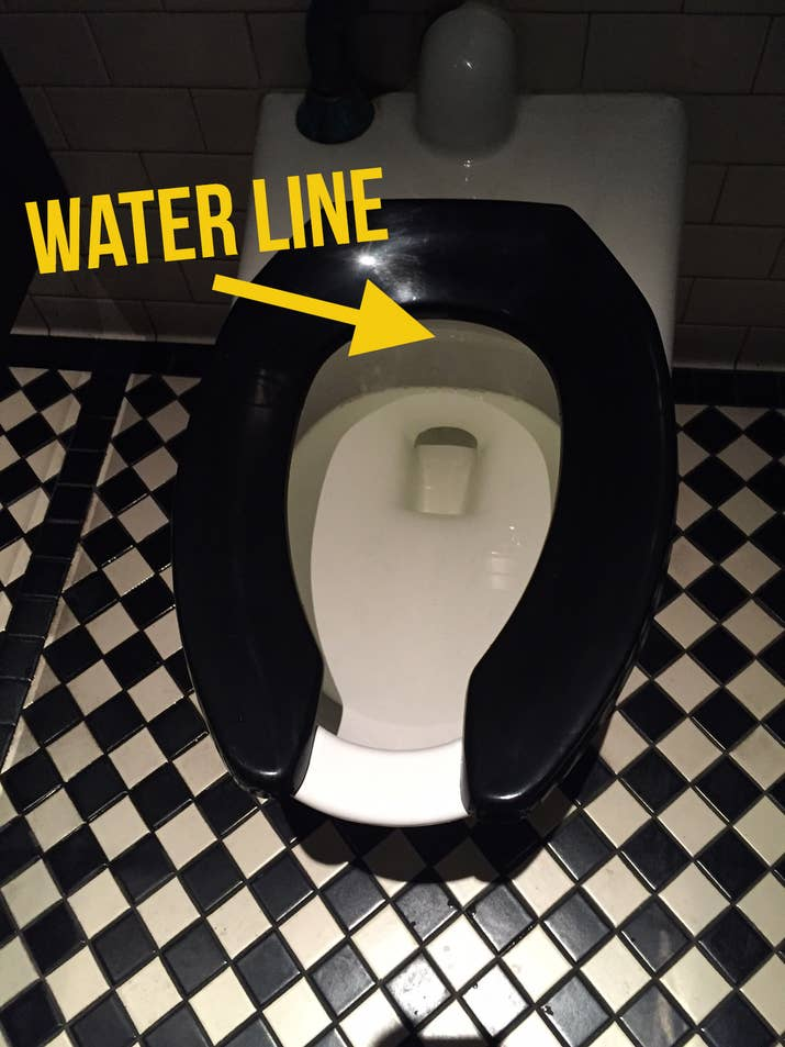 America, Why Is There So Much Water In Your Toilets?