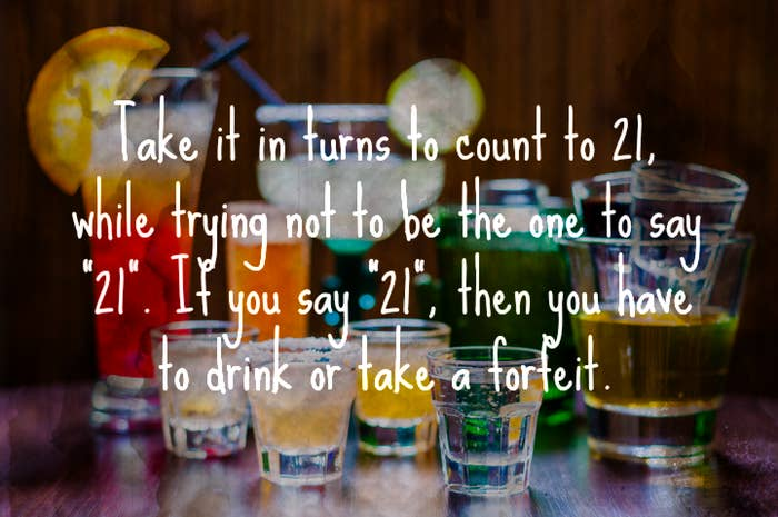 16 Fun Drinking Games To Play With Or Without Alcohol