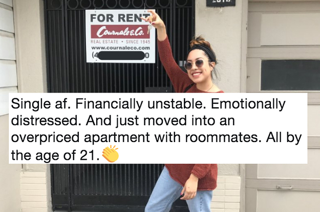 18 Tweets That Will Make Every Twentysomething Laugh And Then Cry