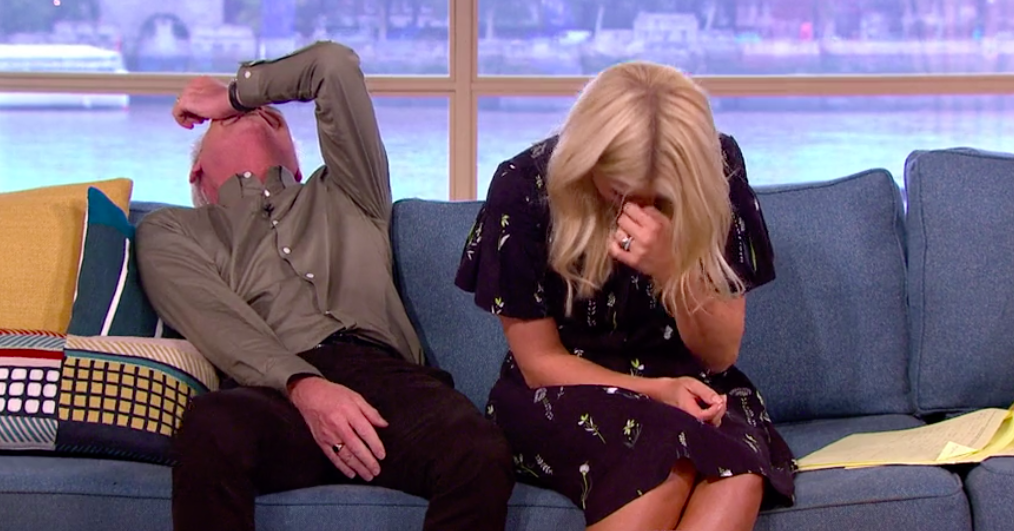 A British TV Show Had An Interview With A Couple Who Have 18-Hour Orgasms  And This Inevitably Happened
