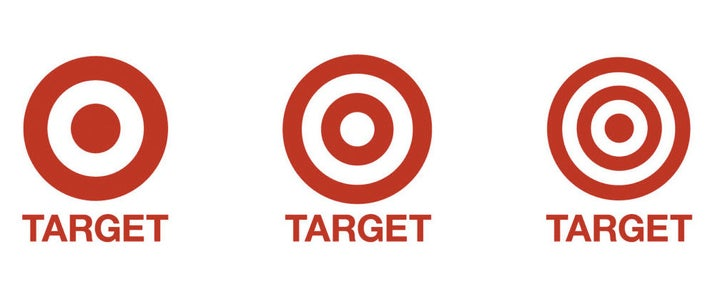 Some people passionately insist that the Target logo used to look different, recalling there being more rings. In actuality, the one farthest to the left is the correct one.