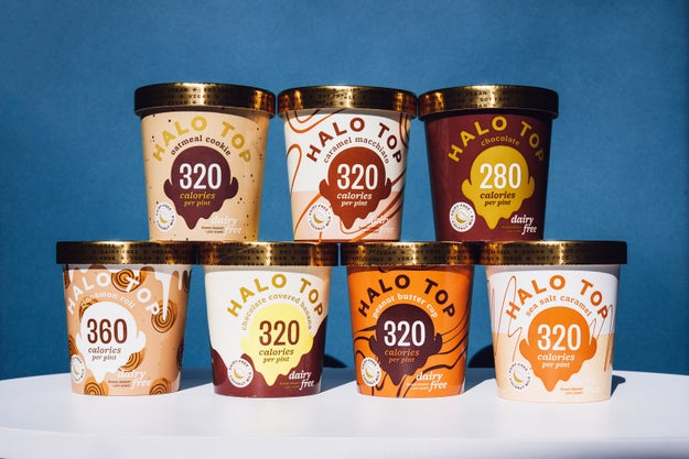 The dairy-free ice creams are made with coconut milk, no eggs, and will be available in the following flavors: