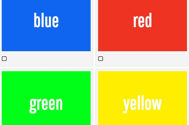 Do You Actually Know The Names Of Colours?