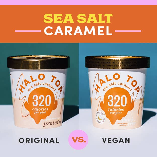 4 Sea Salt Caramel
