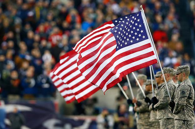 Patriotic Meme Veterans Are Si...