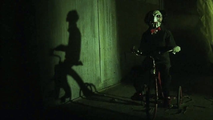 "Despite others remembering it differently, Jigsaw actually says, ""I want to play a game."""