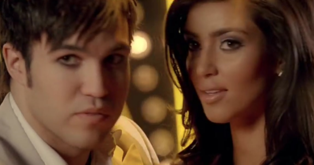 "Oh yeah, and Kim freakin' Kardashian made a cameo in the video for Fall Out Boy's hit single ""Thnks Fr Th Mmrs""."