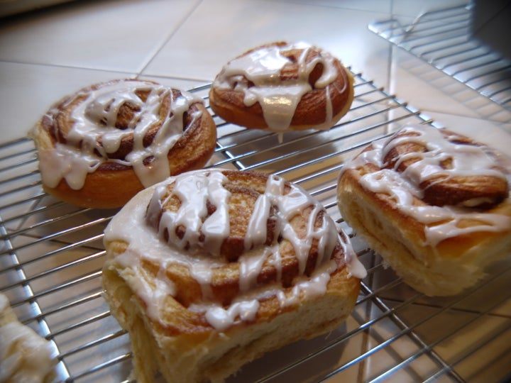 And I'm also sure you know about cinnamon rolls. They're equally as delicious and dangerously addictive.
