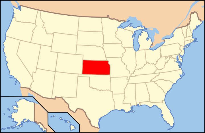 """Lastly, I hope you know about Kansas. It's a state that's right smack-dab in the middle of the United States and also where I grew up during middle school, high school, and college. (Please keep the """"Wizard of Oz"""" jokes to a minimum.)"""