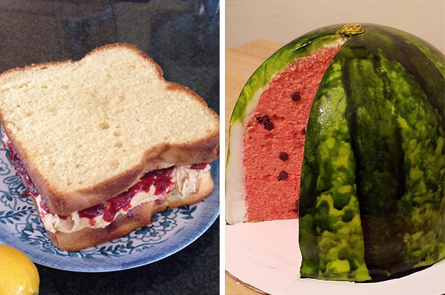 17 Insane Illusion Cakes That Are Guaranteed To Make You Look Twice