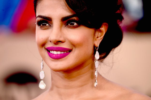 Priyanka Chopra and this perfect face were winning at Bollywood, and Miss World, before her crossover to American TV 👑.