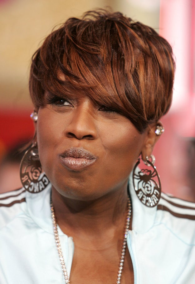 Missy ushered in a whole new, never-before-seen wave of beauty, swag, and sound, and don't you EVER forget it!!!