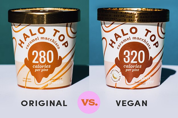 We Tried Halo Tops New Dairy Free Ice Cream And Heres What Happened