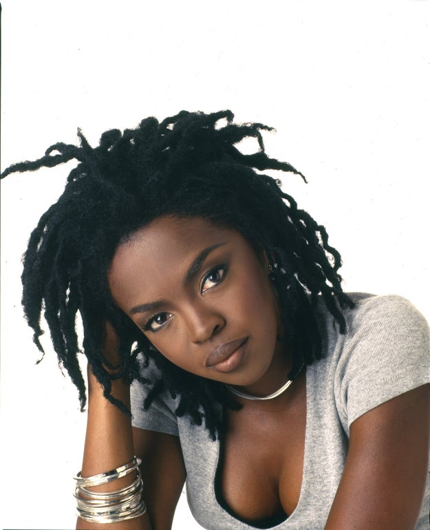 Lauryn Hill is your favorite artist's favorite artist, and she also happens to be one of the biggest beauty inpsirations for black women in the '90s.