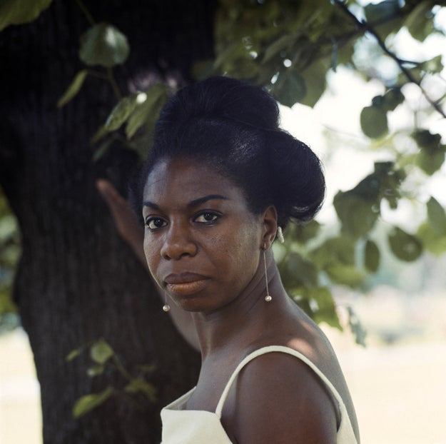Nina Simone saw our beauty when everybody else was sleepin'. #WCE