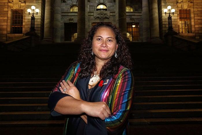 NZ Labour MP Louisa Wall