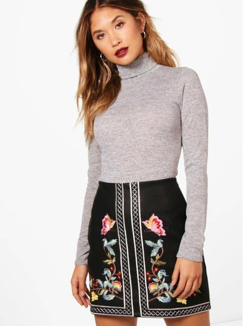 Get it from Boohoo for $12. Sizes: 4–10.