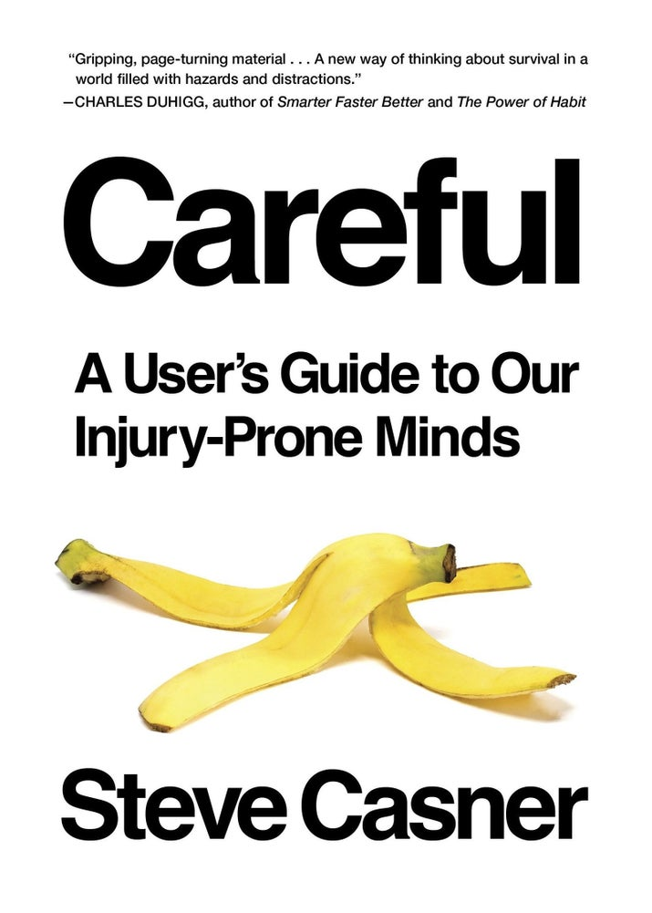 "Promising Review: ""This book strengthened my already strong inclinations to avoid preventable injuries and help family and friends do likewise. The style is clear and conversational."" —PatGet it from Amazon for $14.55. Also available on Kindle."