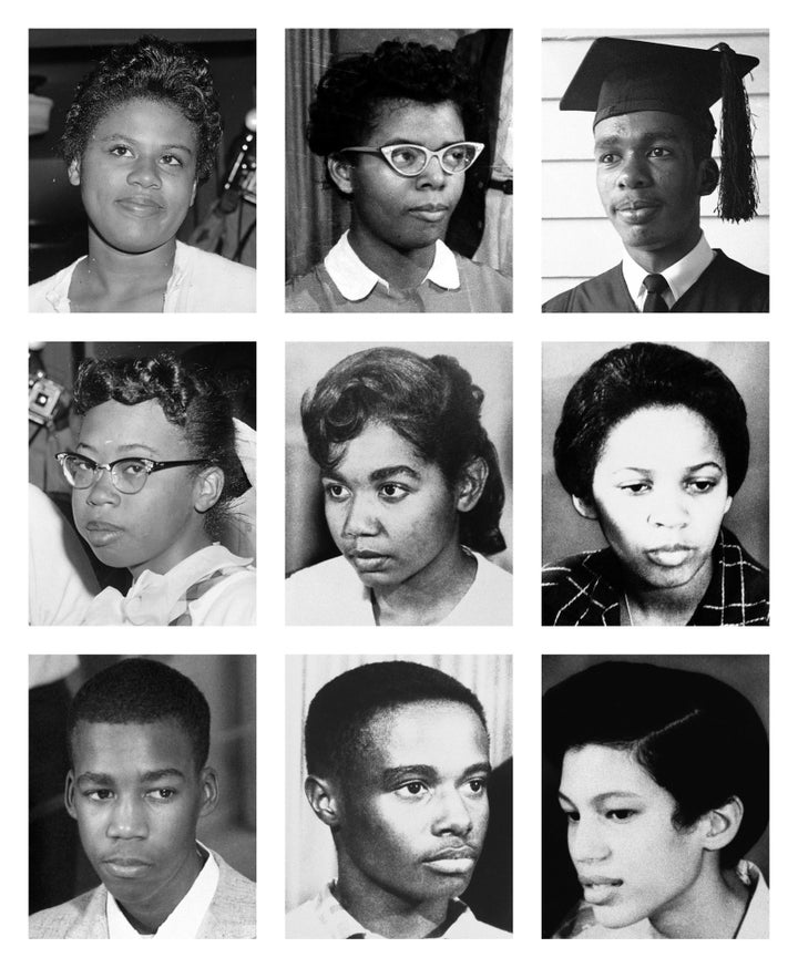 """Sixty Years Ago, The Little Rock Nine Became a Symbol of Heroism"" — Associated Press"