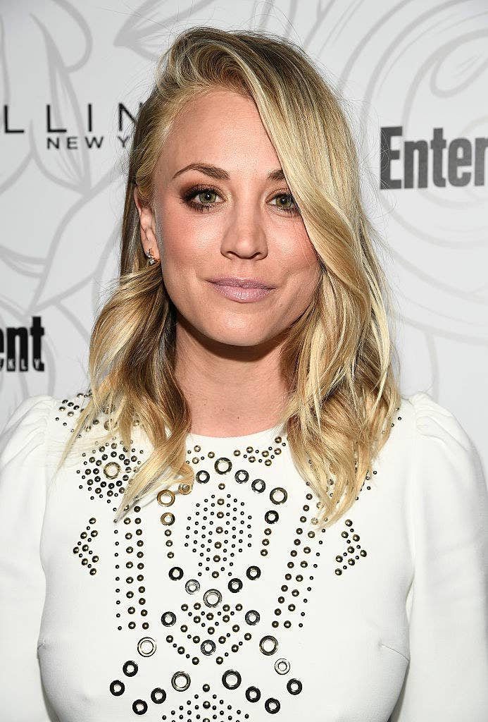 Kaley Cuoco Just Proved That She And Penny From The Big Bang Theory
