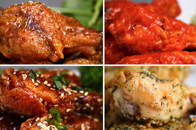These 8 types of baked chicken wings are perfect for game day forumfinder Images