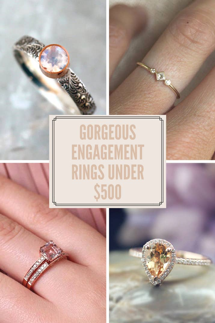 we hope you love the products we recommend just so you know buzzfeed may - Gorgeous Wedding Rings