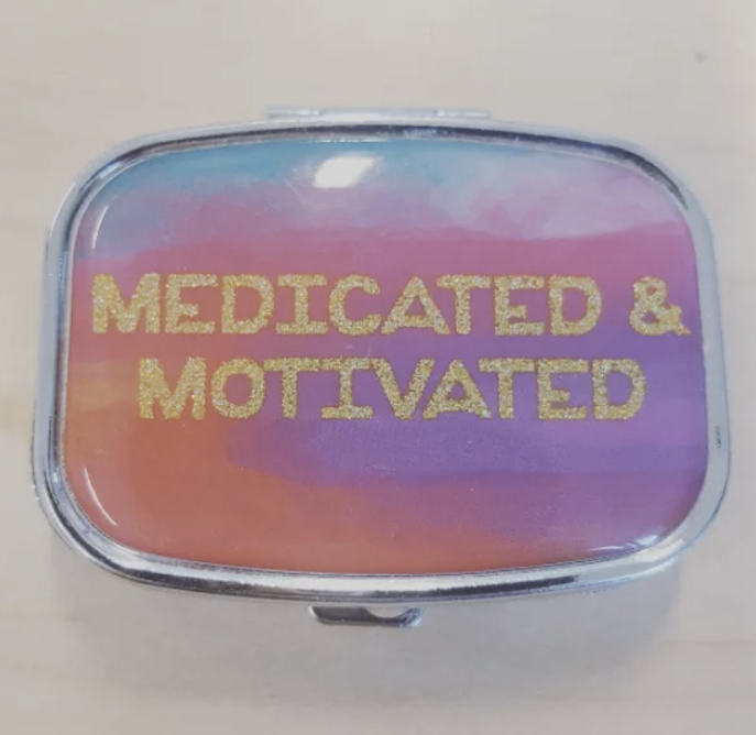 """""""With my medication, I am able to use the strategies my therapist has taught me to manage my depression and anxiety, and, for the most part, function 'normally' in my day-to-day life. They gave me the boost I needed to be able start therapy. Meds helped my symptoms, but therapy taught me to how to effectively manage my depression.""""—sarahm49e4a46cd"""