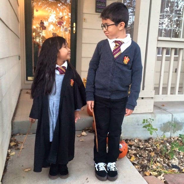 Hermione Halloween Costume Ideas.These 17 Costumes Will Make You Want To Go As A Harry Potter