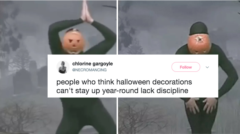 Buzzfeed Halloween Decorations Part - 41: People Are Sharing Hilarious Halloween Tweets To Celebrate The Start Of  October