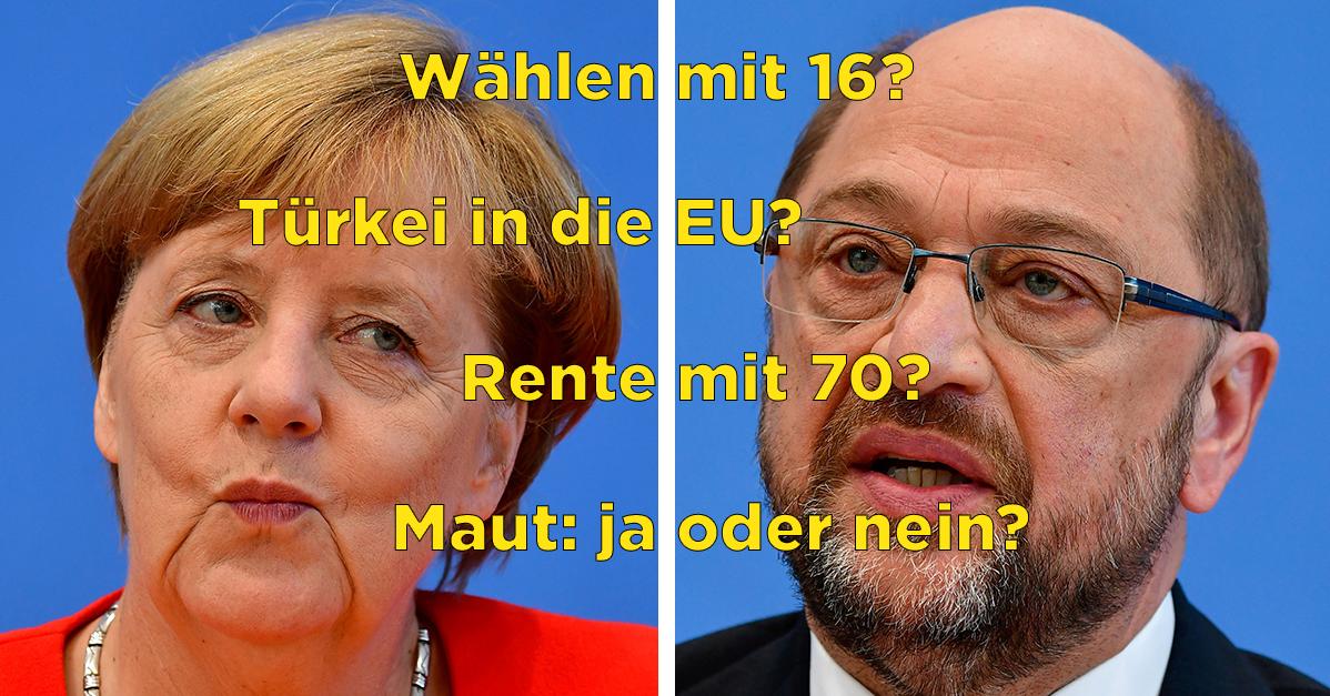 nächste bundeskanzlerwahl in deutschland