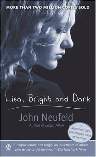 """""""I have dealt with depression and anxiety since I was very young and I felt this book totally captured the narrative of mental illness in an adolescent girl. Lisa spirals down the rabbit hole that is mental illness and the people around her don't believe her in the beginning. It isn't until she gets to a point of no return that everyone believes that there was something wrong. That has always been my biggest fear and almost what happened to me. So every time I read that book I cry and remember how far I have come from the 13 year-old girl who first read it."""" —GabbyWellsGet it from Amazon for $5.99."""
