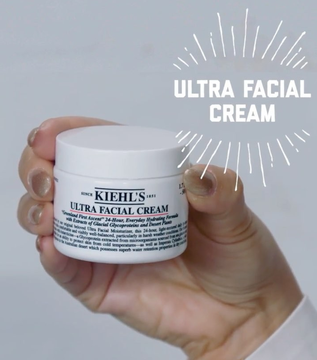 Kiehl's Ultra Facial Cream is one of your best bets for a classic everyday moisturizer that sinks into your skin and lasts all day without needing reapplication.
