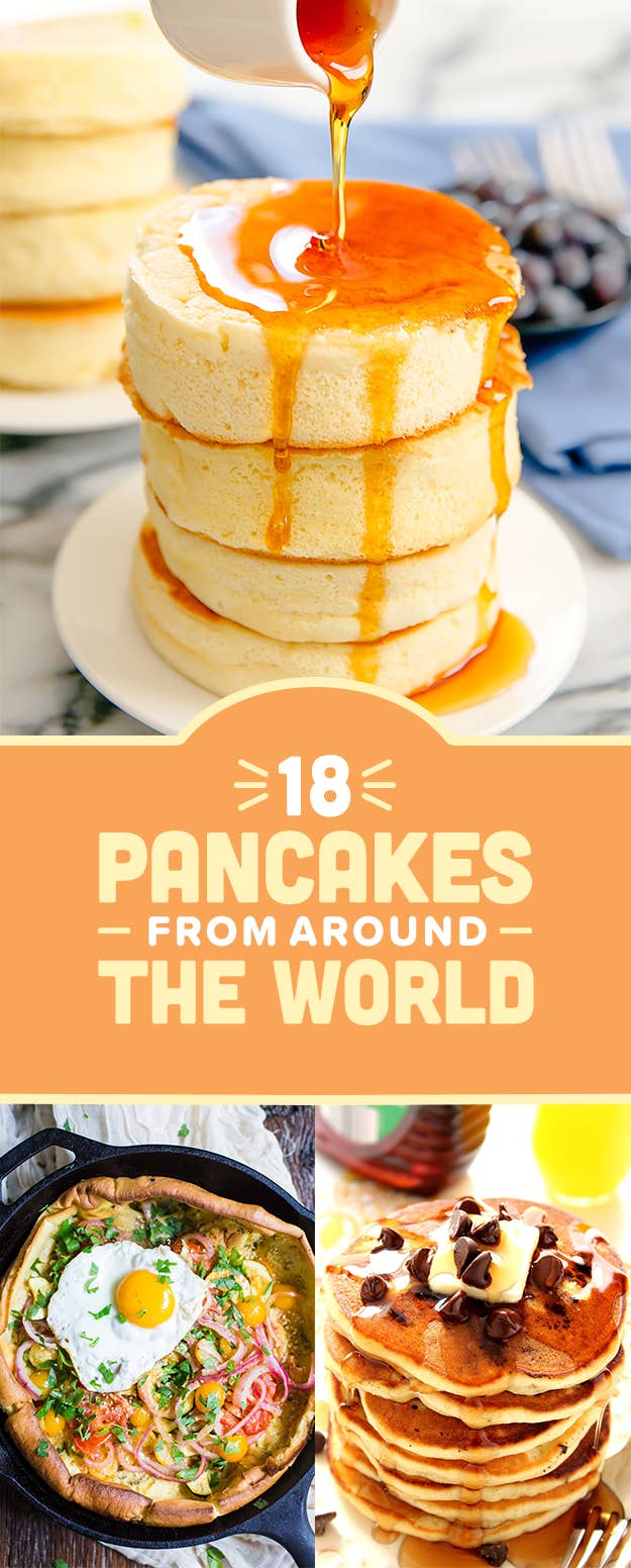 Here are 18 pancake recipes from all over the world foodroll recipes from all over the world ellie sunakawabuzzfeed forumfinder Image collections