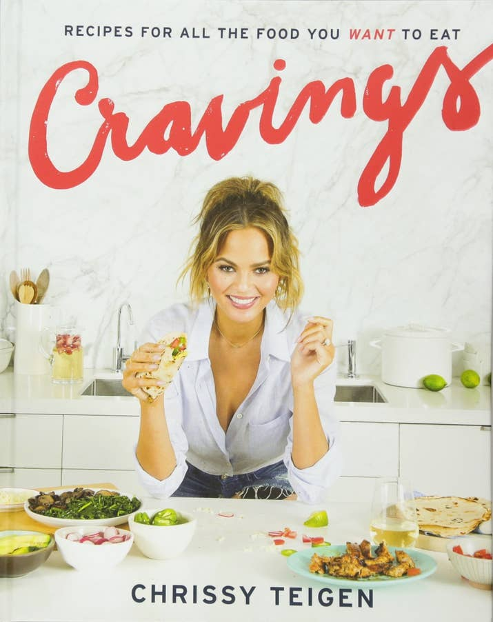 18 wildly entertaining cookbooks to inspire your next feast cravings the book that brings you delicious recipes with a generous helping of chrissy teigens charm forumfinder Choice Image