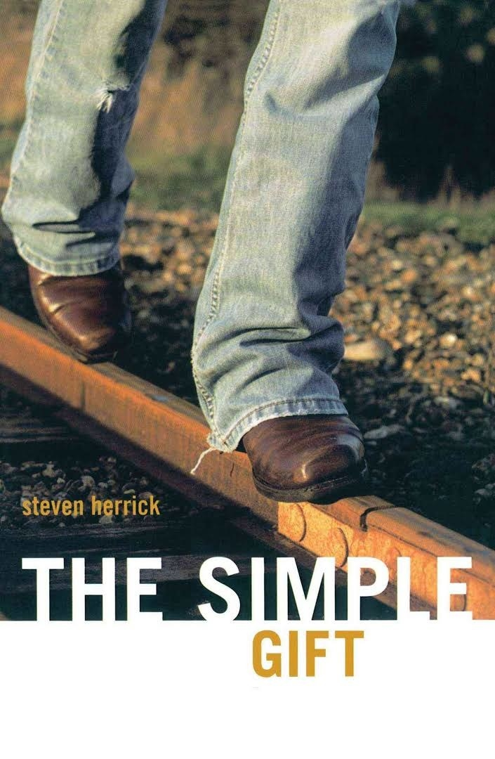 the simple gift steven herrick Novel summary - the simple gift by steven herrick 5 pages 1216 words november 2014 saved essays save your essays here so you can locate them quickly.