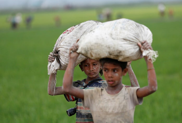 Around 1 million Rohingya live in the northwestern Rakhine province, where they are one of the largest minority groups in the region.