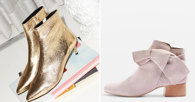 24 Pairs of Ankle Booties That'll Definitely Look Cute On Your Feet