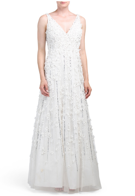 Tj Maxx Wedding.T J Maxx Just Launched A Bridal Shop And Omg We Re All Going To
