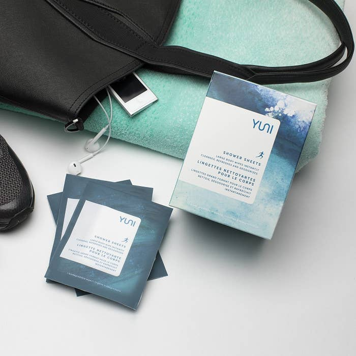 c02f7fe4c940 15. A pack of body wipes so you can freshen up even when there s no access  to a shower.