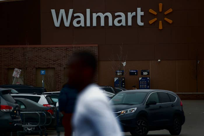 Walmart Is Eliminating Overnight Stocker Jobs At Hundreds Of