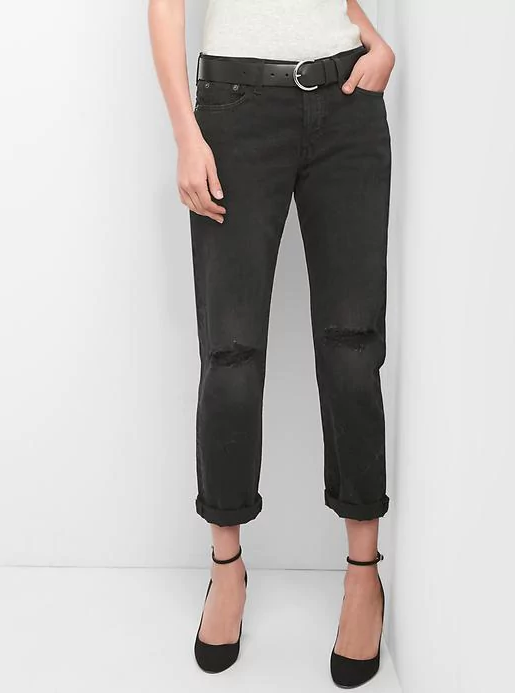 15 Pairs of Boyfriend Jeans You'll Wear Over and Over (and How to StyleThem)