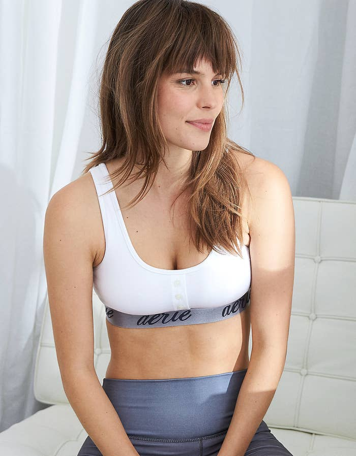 d9f0e9150f3 A cozy bralette perfect for lazy days in which you will NOT get out of bed.  (READ  unless you re going to the fridge.)