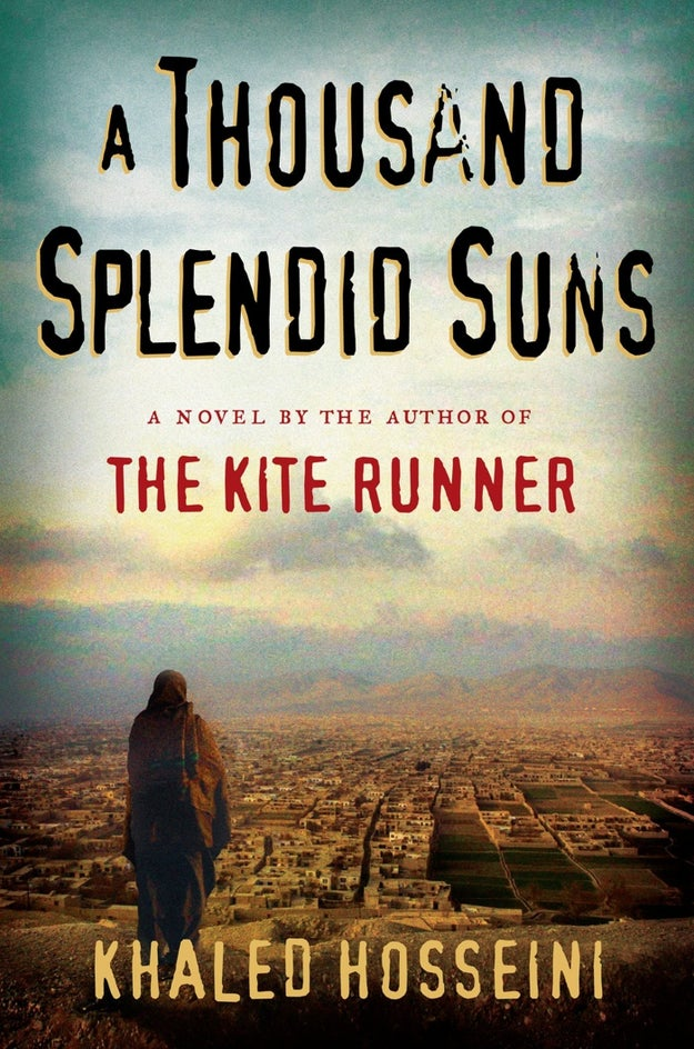 the kite runner and a thousand splendid suns essay