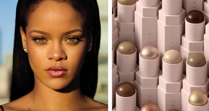 6848ef18dcf RiRi's New Makeup Line Brings New Shades To Sephora