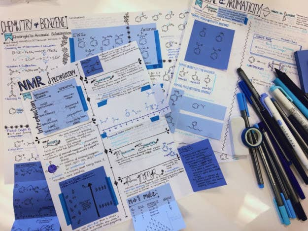 17 Note-Taking Tips That'll Make Everyone In Class Want To
