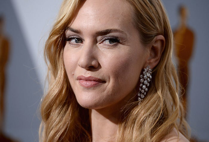 Winslet stars in Allen's latest film, Wonder Wheel, which is due to be released in December and also stars Justin Timberlake.