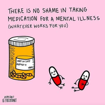 26 Things You Should Know About Being Medicated For Mental Illness