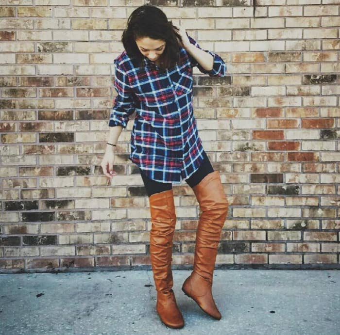 98e8a0cce8f07 28 Gorgeous Pairs Of Thigh-High Boots You'll Want ASAP