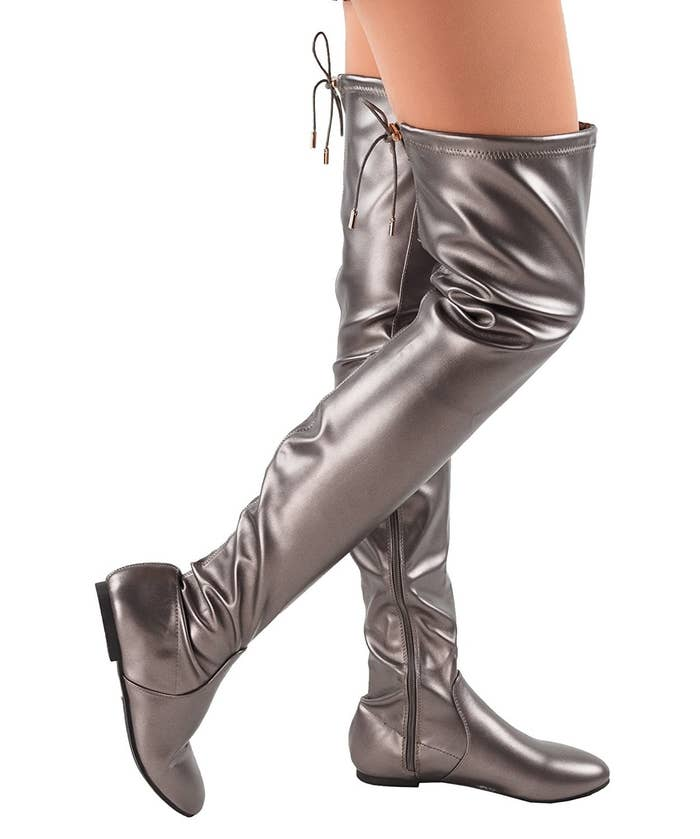 c432ab40ef8ad 28 Gorgeous Pairs Of Thigh-High Boots You'll Want ASAP