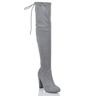 1394f14dbe4 28 Gorgeous Pairs Of Thigh-High Boots You'll Want ASAP